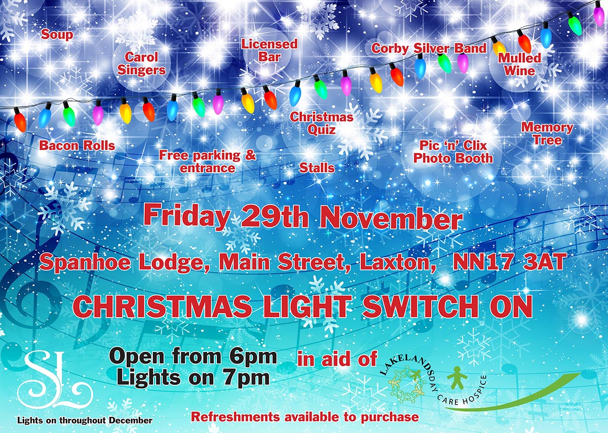 Christmas Lights 2019 Poster v1