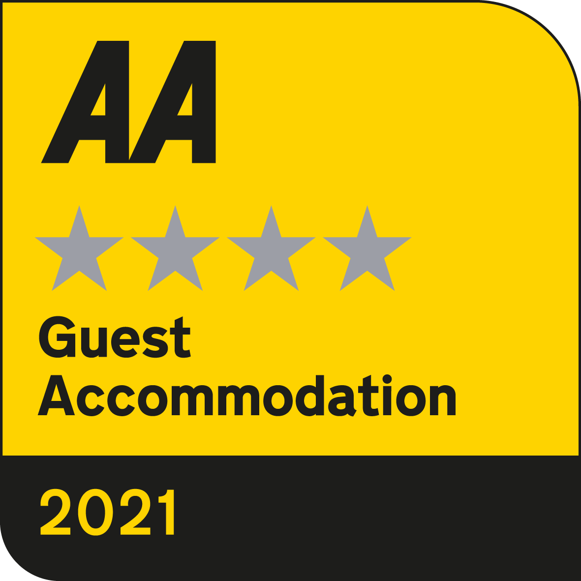 AA 4 Star Rating