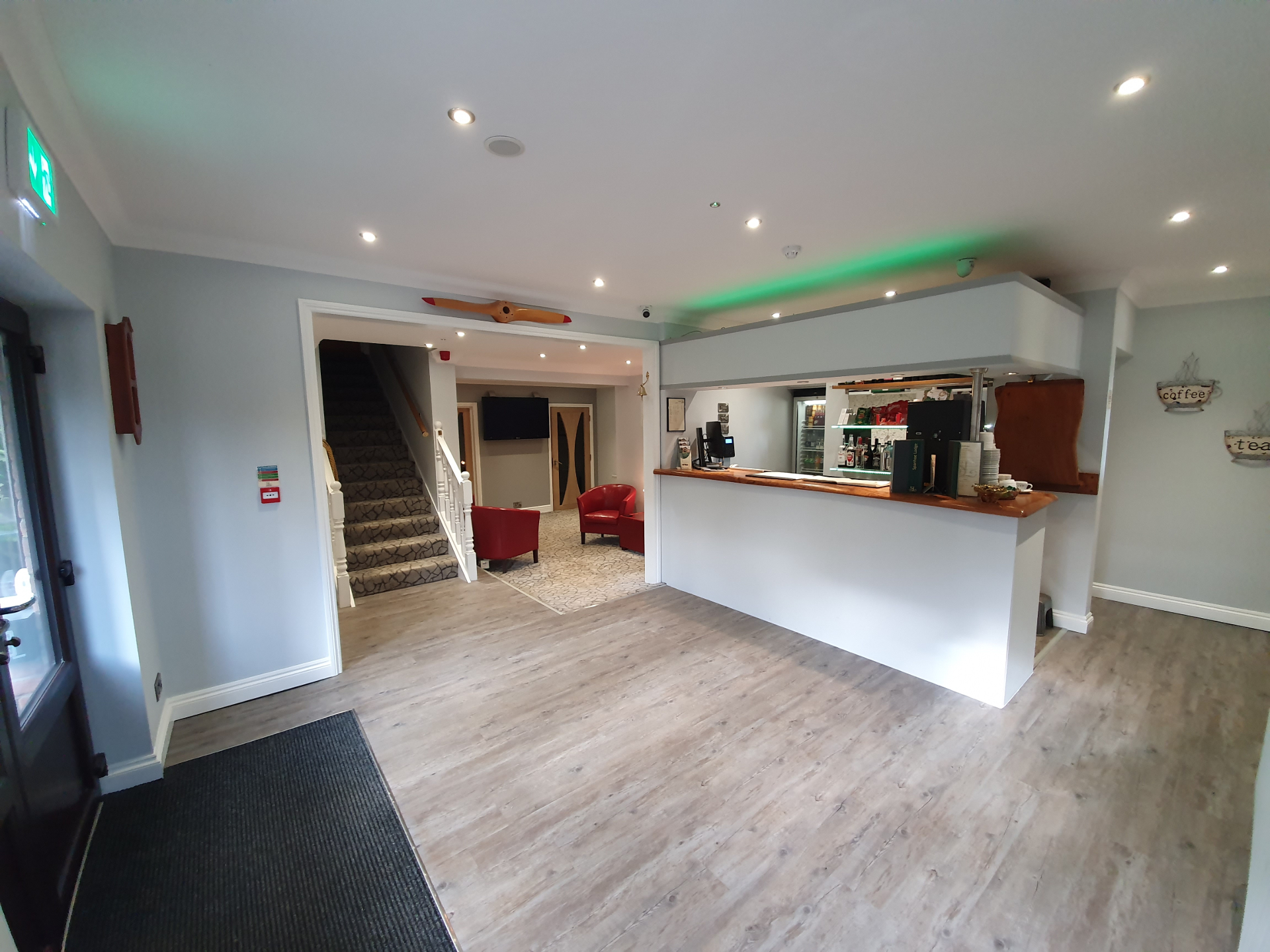 Spanhoe Reception & Bar